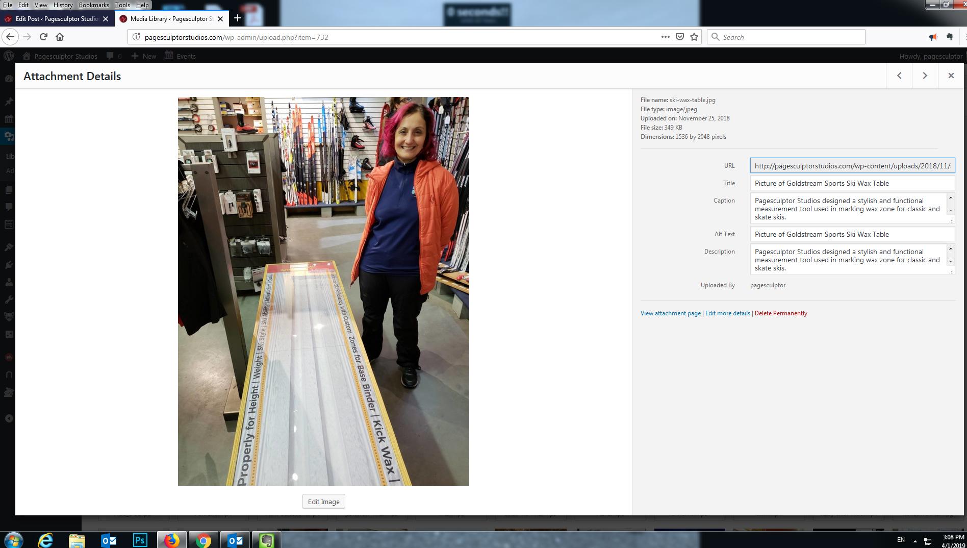 SEO Featured Image Ski Wax Table